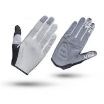 Women's Shark Padded Full Finger Glove