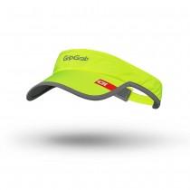 Hi-Vis Lightweight Running Visor - Jaune