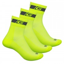 Hi-Vis Regular Cut 3PACK – Jaune