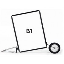 Extrawheel panneau d'affichage  B1 - Sur commande