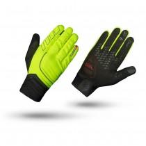 Hurricane Hi-Vis Windproof Midseason Glove