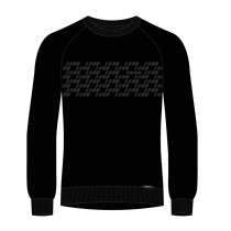5th Element Long Sleeve Organic Cotton Sweatshirt